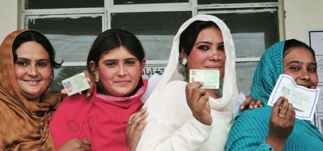 Reclaiming the Progressive Past: Pakistani women's struggle against violence & extremism. (Winter 2014)