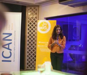 Sanam Naraghi - ICAN Forum 2016