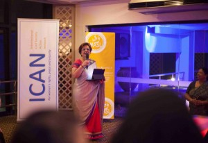 Senator Jaffer - ICAN Forum 2016