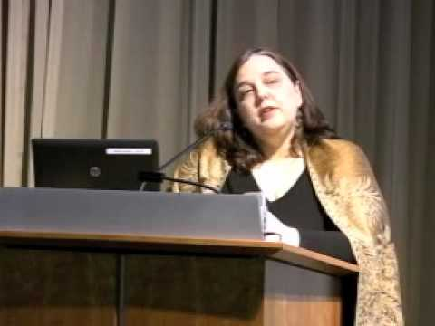 Sussan Tahmasebi speaks at UCLA