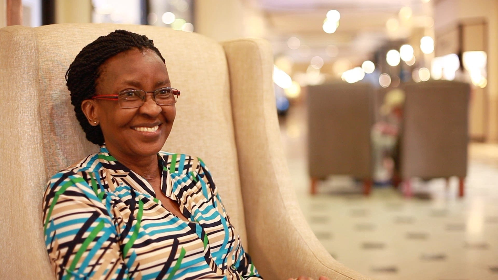 Robinah Rubimbwa on How Women Played a Crucial Role in Peace Talks with LRA in Uganda