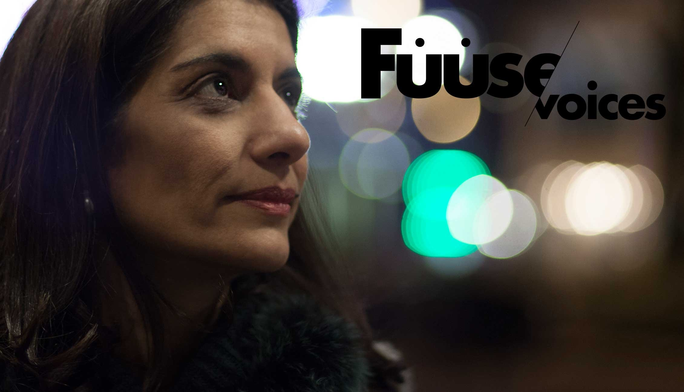 Sanam Naraghi-Anderlini, a video profile by Fuuse