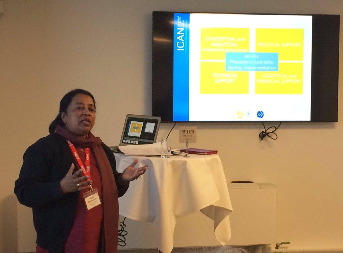 Visaka Dharmadasa BPI Stockholm Forum 2017