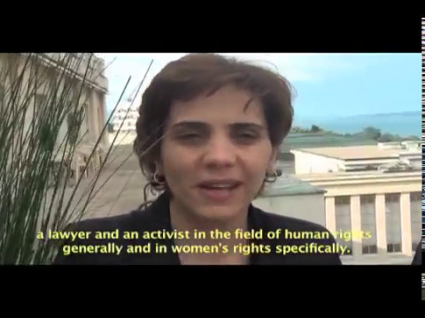 What the Women Say: Manar Zeaiter, Lebanon