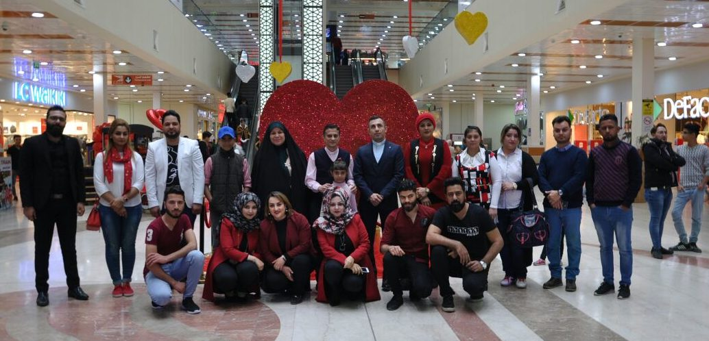 Radicalizing Basra: Fatima Al-Bahadly's Celebrations of a New Dawn on Valentine's Day