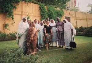 Mobina Jaffer Canada Sudan