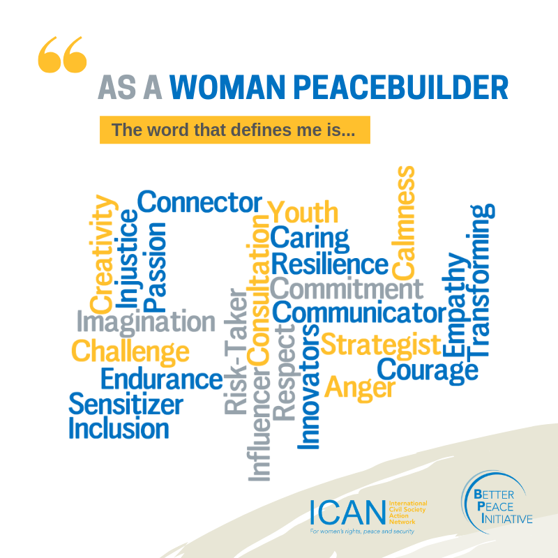 ICAN and WASL to Discuss Strategies for Protection of Women Peacebuilders in Berlin