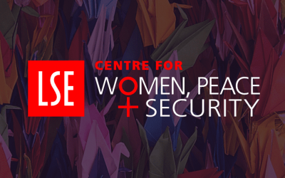 ICAN's Sanam Naraghi Anderlini Appointed Director of LSE Centre for Women, Peace & Security