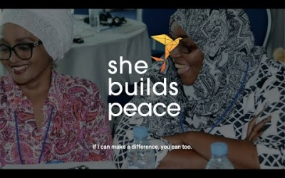 She Builds Peace: Stand With Women Peacebuilders Today