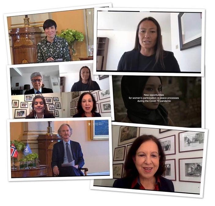 ICAN in Conversation: Recent Webinars, Discussions and Panel Events