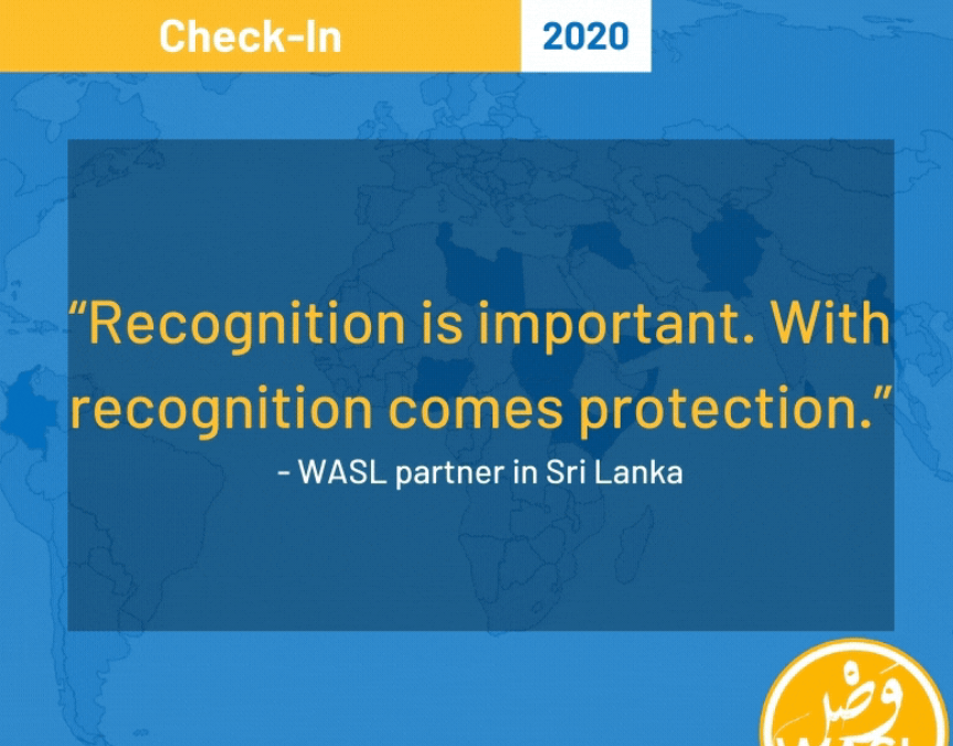 The Impact of Recognition and Security on Women Peacebuilders and their Work