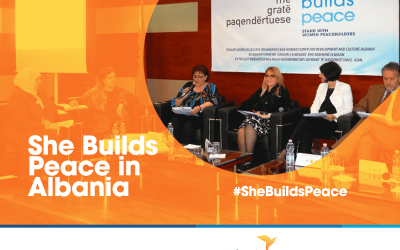 She Builds Peace in Albania