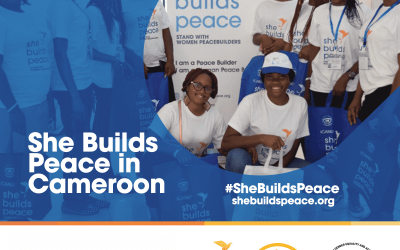 She Builds Peace in Cameroon: CAGEAD