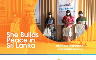 She Builds Peace in Sri Lanka