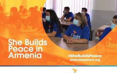 She Builds Peace in Armenia