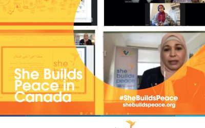 She Builds Peace in Canada