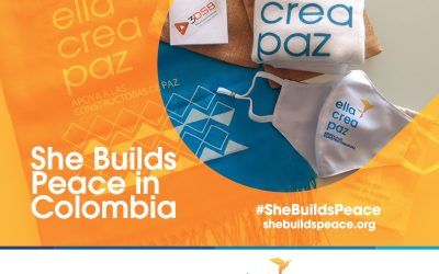 She Builds Peace in Colombia