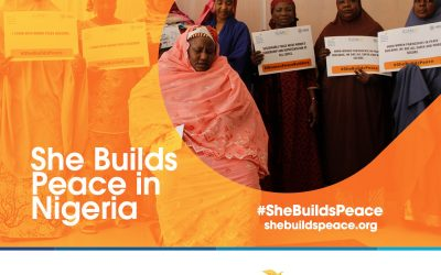 She Builds Peace in Nigeria: Neem