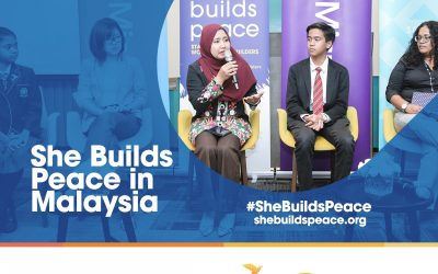 She Builds Peace in Malaysia