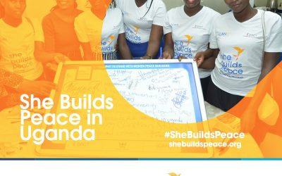 She Builds Peace in Uganda