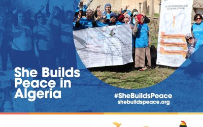 She Builds Peace in Algeria