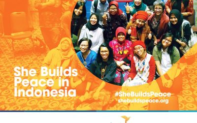 She Builds Peace in Indonesia