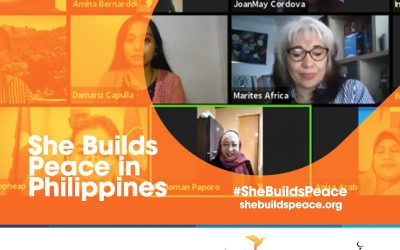 She Builds Peace in the Philippines