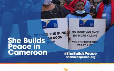 She Builds Peace in Cameroon: Reach Out