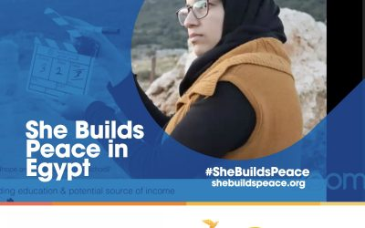 She Builds Peace in Egypt