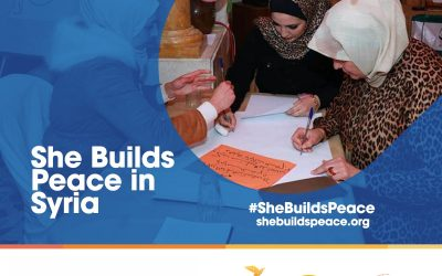 She Builds Peace in Syria