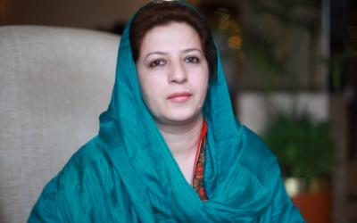 Bushra Qadeem Hyder on Fighting Extremism with Education in Pakistan