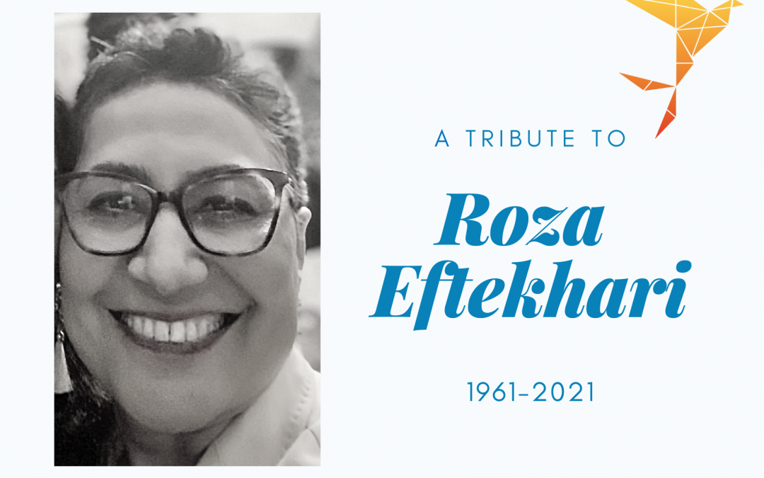 A Tribute to Roza Eftekhari from WASL