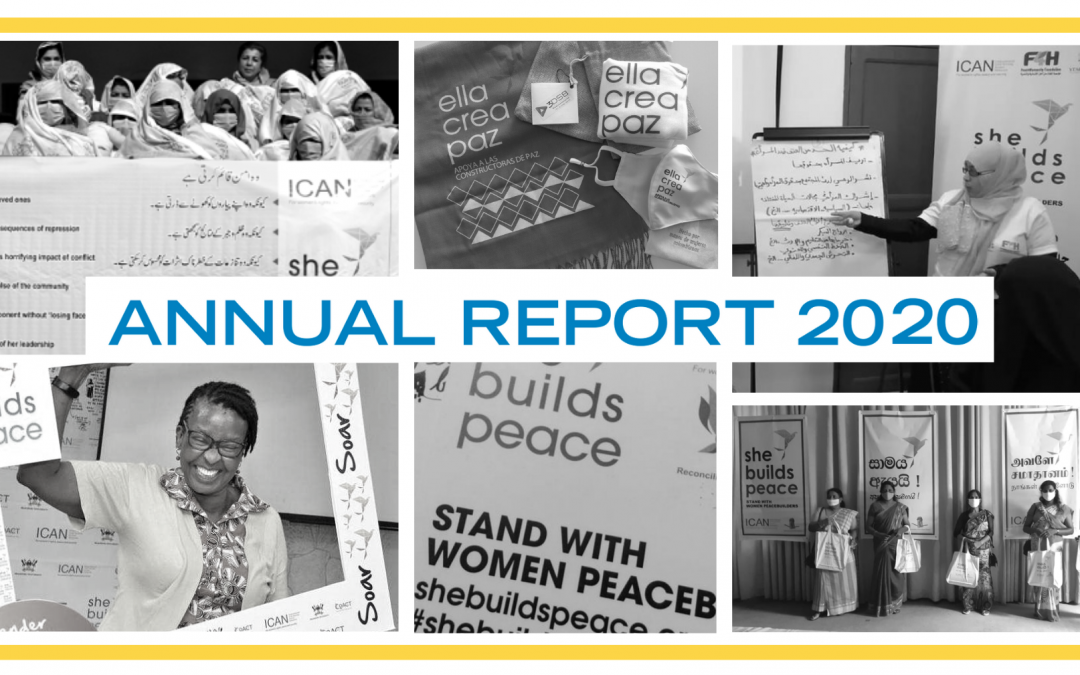 ICAN's Annual Report 2020