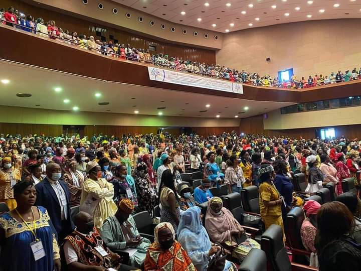 """Cameroon's First Women's National Peace Convention: """"We Build Peace, Piece by Piece"""""""